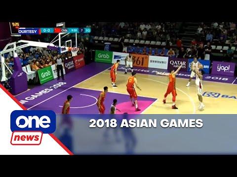 Gilas Pilipinas Falls Short Against China In 2018 Asian Games