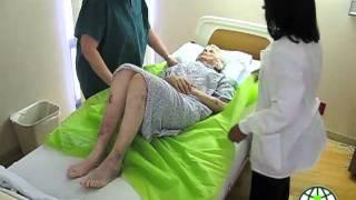 Slipper Slide Sheets - Safe Patient Handling