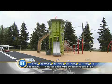 Calgary's Best Playgrounds