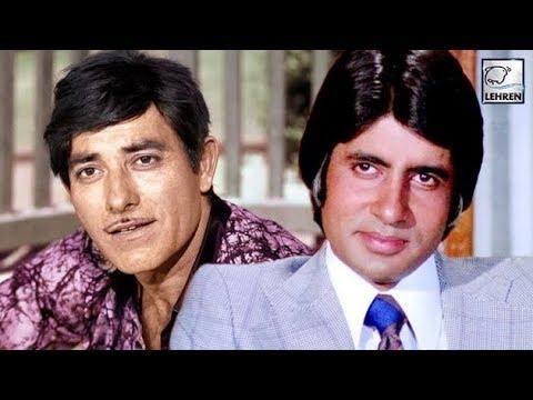 When Raaj Kumar TEASED Amitabh Bachchan