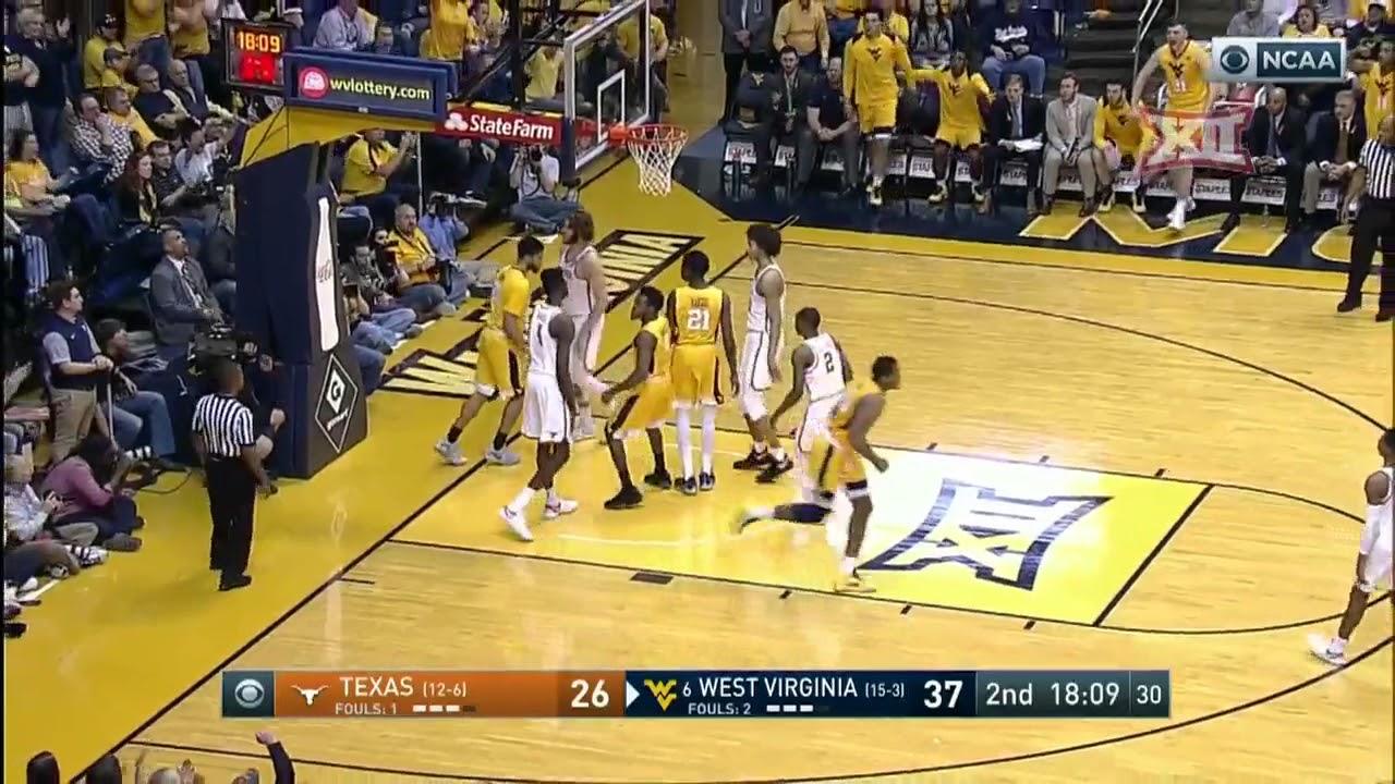 texas-vs-west-virginia-men-s-basketball-highlights
