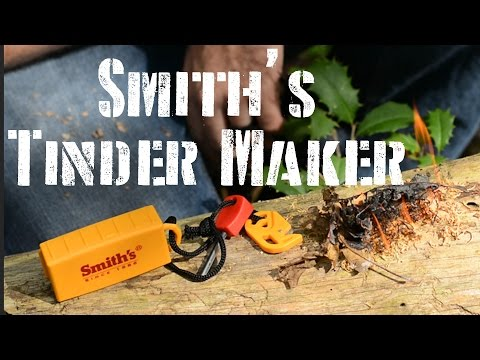 Smith's Tinder Maker: Survival Gear Field Test