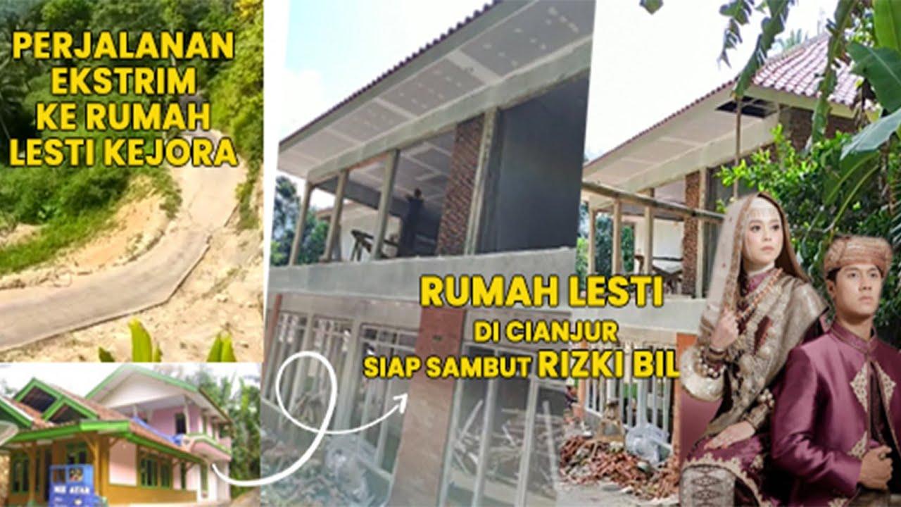 Rumah Baru Lesti Di Cianjur Siap Sambut Rizki Bilar Perjalanan Menuju Rumah Lesti Kejora Youtube
