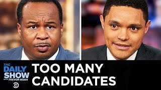 Too Many Candidates | The Daily Show thumbnail