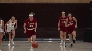 Recap: Harvard Women's Basketball vs. Yale