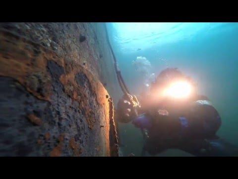 Underwater Construction Work