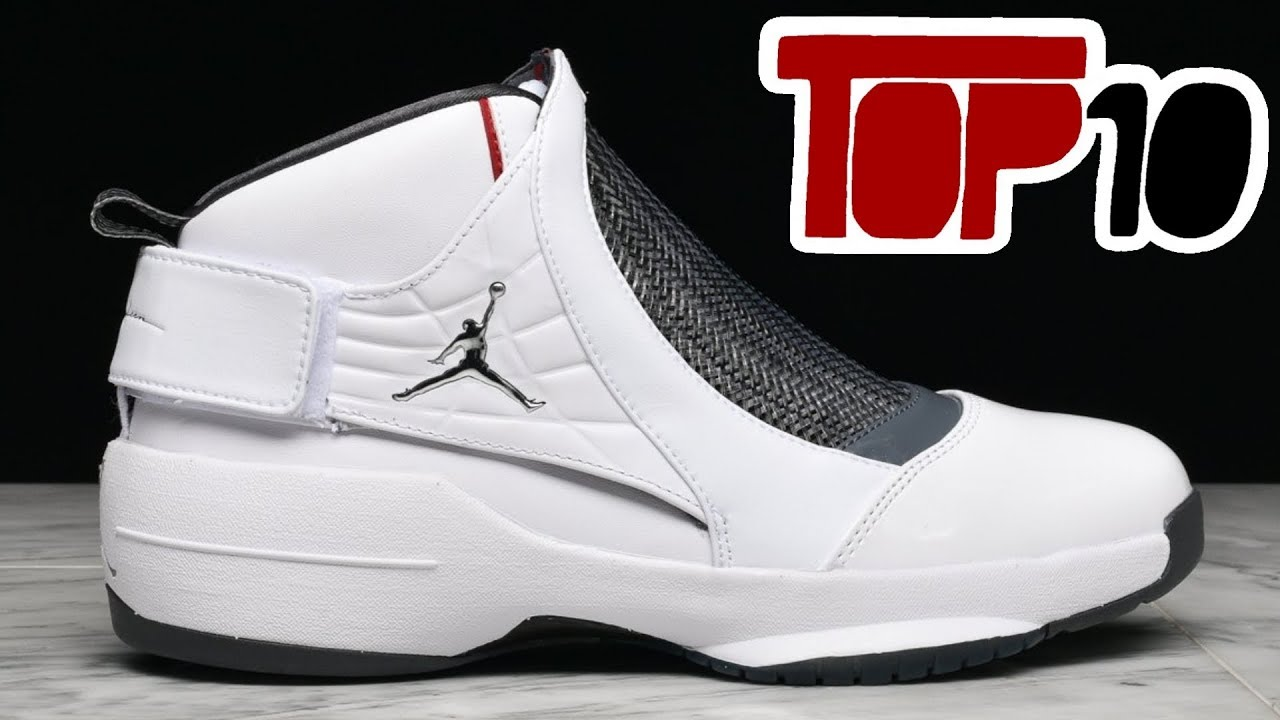efa80e92f61 Top 10 Ugliest NBA Signature Basketball Shoes In History - YouTube