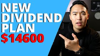How Much Dividends Can You EARN THIS YEAR? Robinhood Challenge 2020 (3 New Plans)
