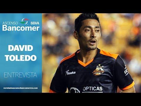 Entrevista con David Toledo, futbolista de Alebrijes.