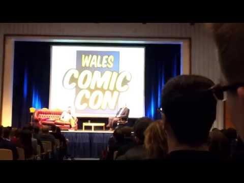 Nicholas Brendon Wales Comic Con 2015 Part 1