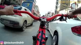 Vlog #2  Dirt Jump  ile ( Veledrom , Cadde , Sahil )