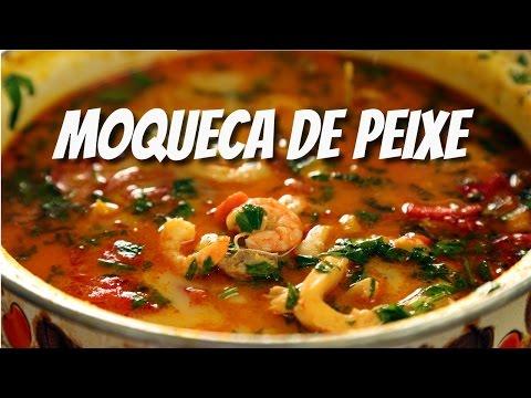 MOQUECA DE PEIXE, CAMARÃO E LULA | RECEITAS DE REVEILLON | PASTA AND ROLL