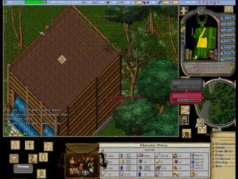 pvp around Faction dungeon (2017 03 16) Ultima Online