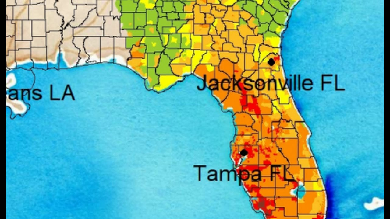Irma To Bring Mass Power Outages Most Flood Zone Property Is Not - Florida flood plain map