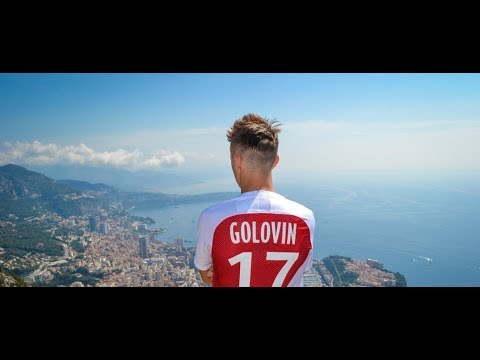 Aleksandr Golovin●Welcome To Monaco●Skills & Goals 2017⁄18