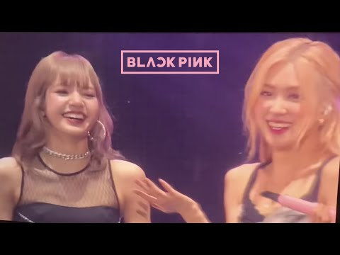 BLACKPINK 🇦🇺 Lisa / Rose Speaking In An Australian (English) Accent In Sydney 블랙핑크