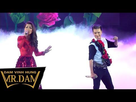 Triệu Đóa Hoa Hồng | Diamond Show | Đàm Vĩnh Hưng ft Hồng Ngọc