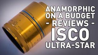 Isco Ultra Star - Modern 2x Anamorphic Adapter