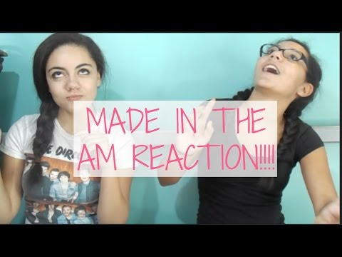 MADE IN THE AM REACTION!!! | KatelynandKylie