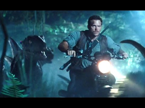 Jurassic World Official Final Trailer (2015) Chris Pratt Dinosaurs Movie HD