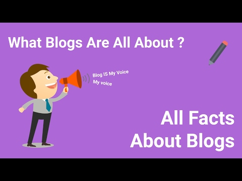 What Is A Blog | What Blogs Are All About | Hidden Secrets of Blogs.