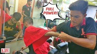 ASMR Best Body Body !! | Massage tête indienne | Massage au pétrole | Partie 1