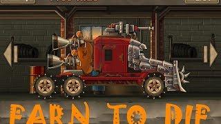 Обзор игры Earn To Die - раскатаем зомби по асфальту!