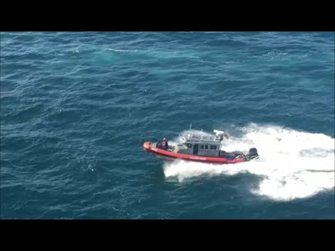 United States Coast Guard Defender Class Boat Patrollin After - Coast guard cruise ship