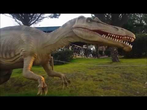 Dinozor Full Part Adana Dinozorlar Parkı Dinosour