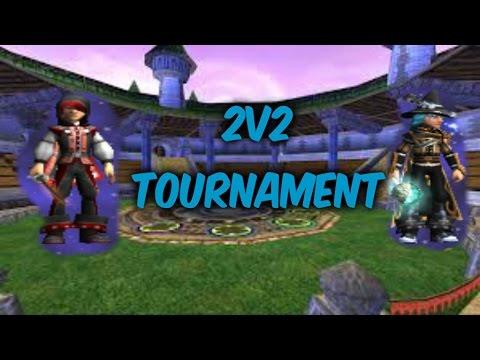 Wizard101 2v2 Quick Match Tourney ( We Battle John Light) #3 on leaderboards