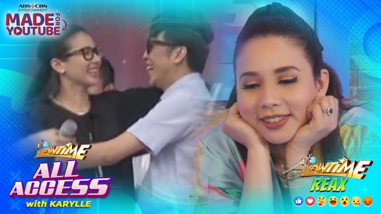 Download Showtime Reax with Karylle   Showtime All-Access