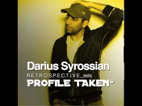 Darius Syrossian Special By Profiletaken