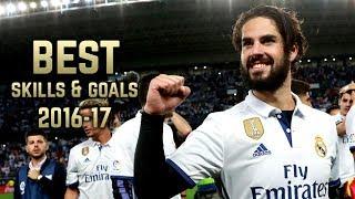 Isco Alarcn 2016-17  Best Skills  Goals  HD