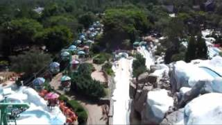 № 252 США Дисней Крутые горки  Disney,Blizzard beach Орландо