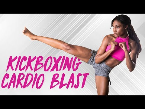 Full Body Kickboxing Workout | Butt, Legs, Stubborn Belly Fat, Flabby Arms | Beginners Cardio