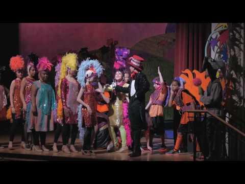 Seussical JR. Presented by Nathan Bishop Drama Club 2017