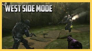 West Side Mode - Cave Battle! (Call of Duty Advanced Warfare)