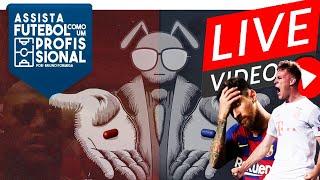 #FORMIGARESPONDE - LIVE: Você pode explicar Bayern 8x2 Barcelona