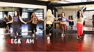 'Step It up' My Jamba Routine choreography by Jasmine Meakin (Mega Jam)
