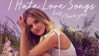 Kelsea Ballerini - I hate love songs Traducida al Español/ Ingles