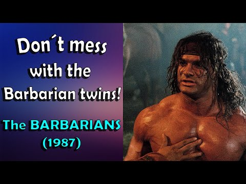 Don´t mess with the barbarian twins!