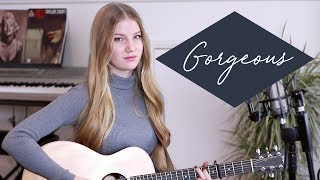Gorgeous - Taylor Swift (cover by Cillan Andersson)