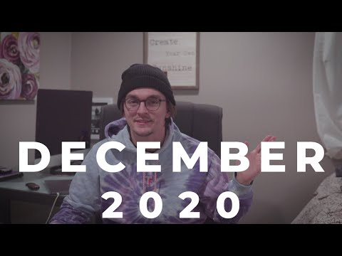 Knee Health, Freelance Income, Habit Tracking - December 2020 - Josh Santiago