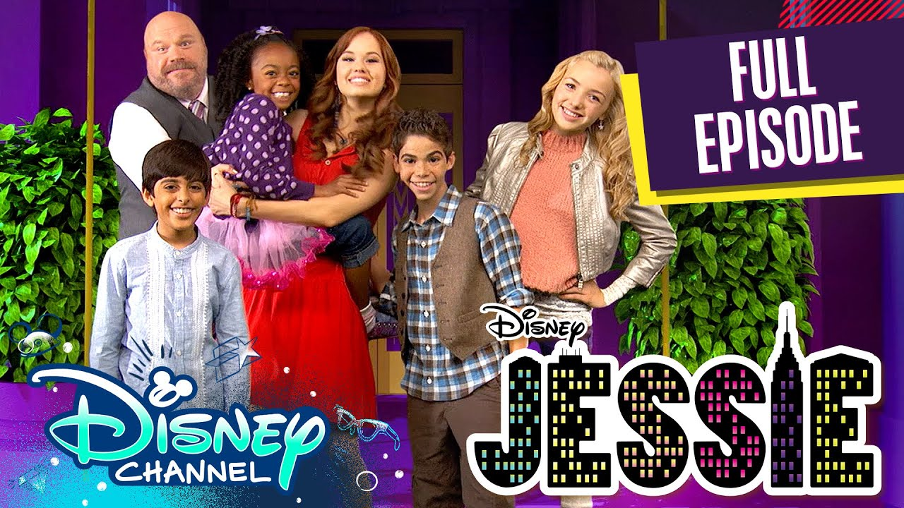 Star Wars ? | Full Episode | JESSIE | Disney Channel