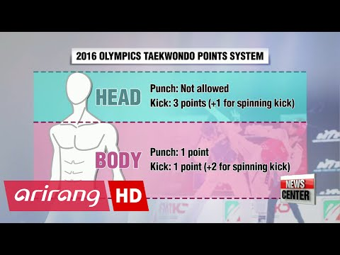 Road to Rio: Taekwondo makes Olympic changes to upgrade its global reputation