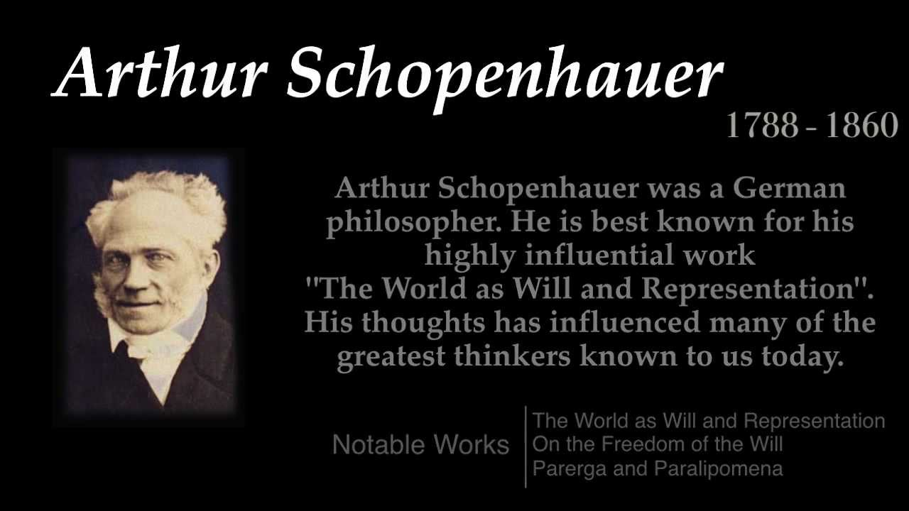 arthur schopenhauer essay on women Essays and aphorisms (penguin classics) | arthur schopenhauer, r j  this  selection of his writings on religion, ethics, politics, women, suicide, books and.