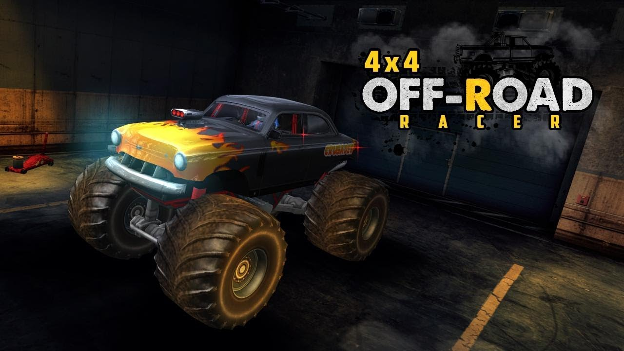 4X4 OffRoad Racer - Racing Games Android Gameplay u1d34u1d30