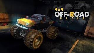 4X4 OffRoad Racer - Racing Games