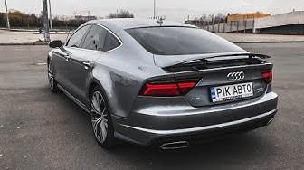 Audi A7 3.0 TFSI. Больше такой не будет.