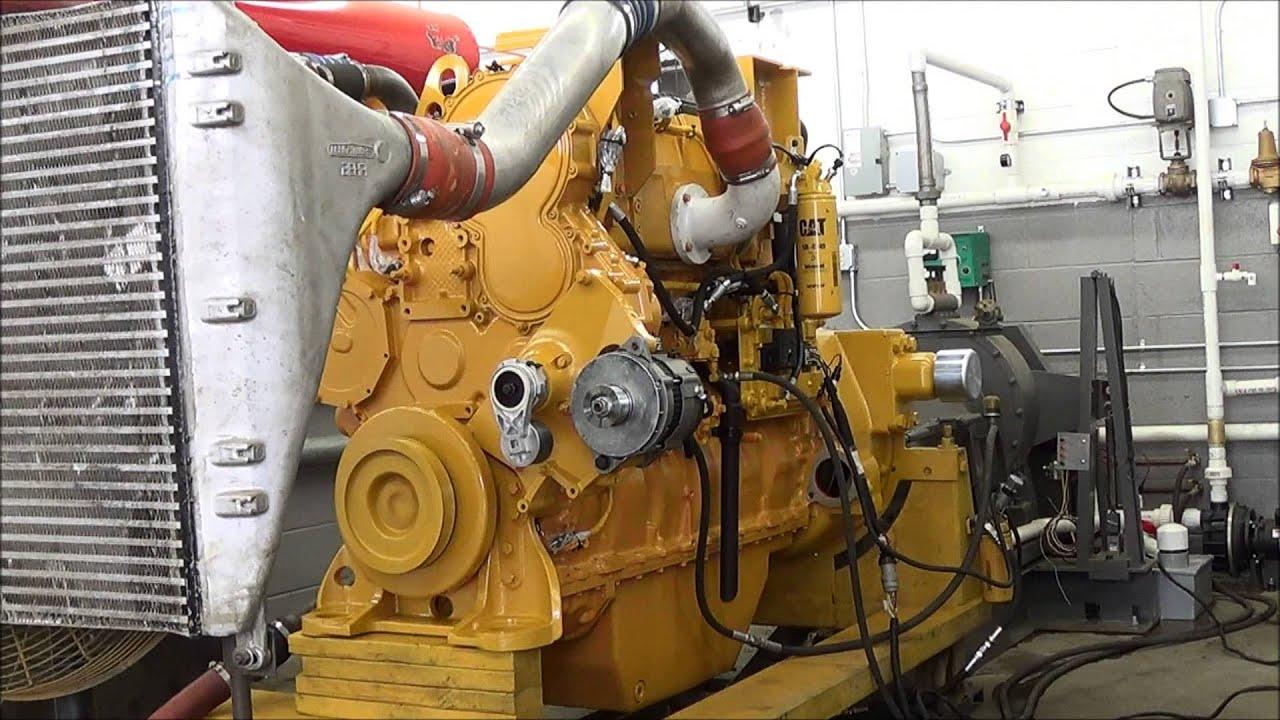 Cat Caterpillarsel Engines